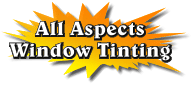 All Aspects of Window Tinting logo