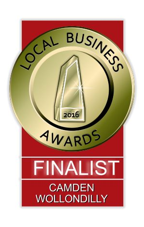 Camden Chamber of commerce finalist