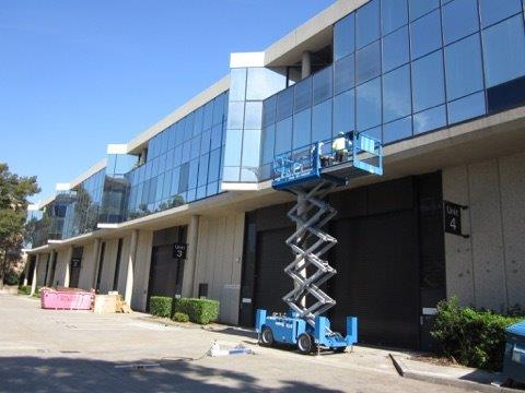 Lanecove external office tinting SS20