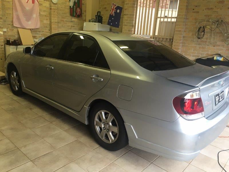 car window tinting leppington 20%